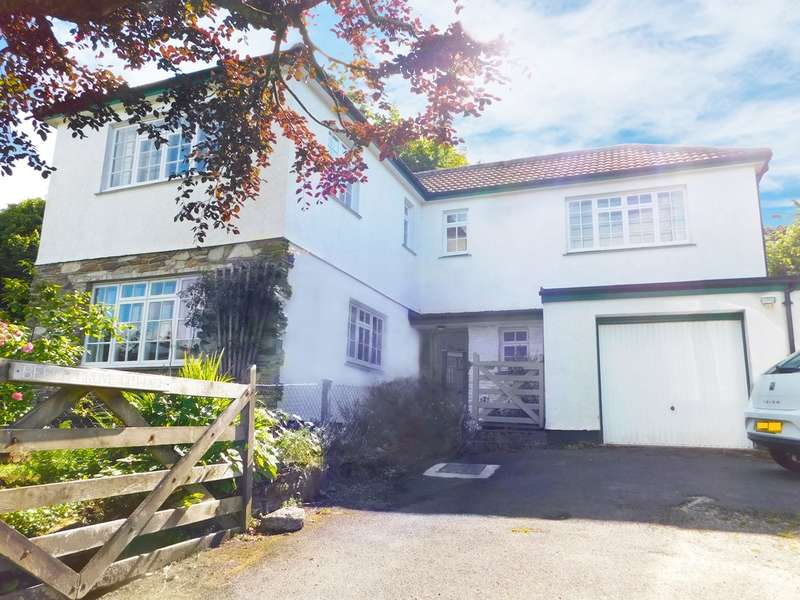 3 Bedrooms Detached House for sale in Mawnan Smith, Falmouth