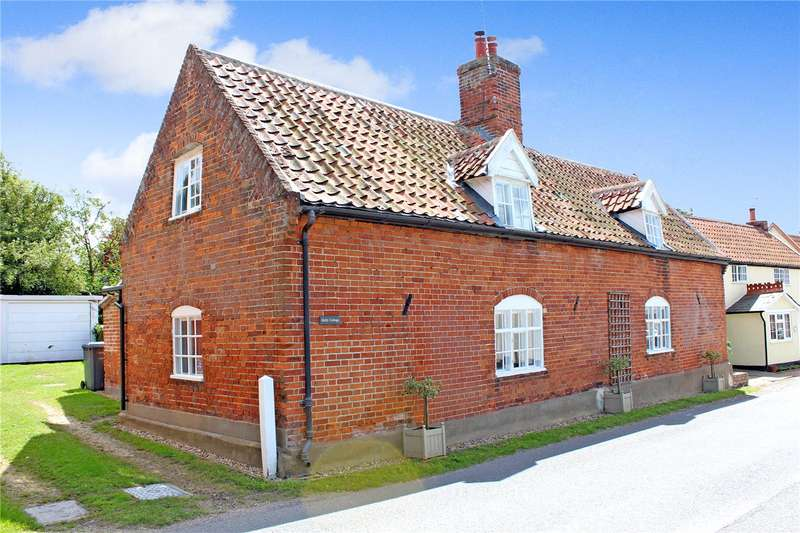 3 Bedrooms Semi Detached House for sale in The Street, Westleton, Saxmundham, IP17