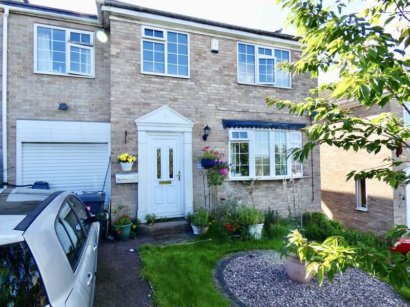 4 Bedrooms Detached House for sale in Ford Close, Dronfield, Derbyshire, S18