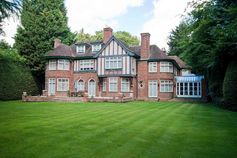 8 Bedrooms Detached House for sale in Temple Gardens, Moor Park, Rickmansworth