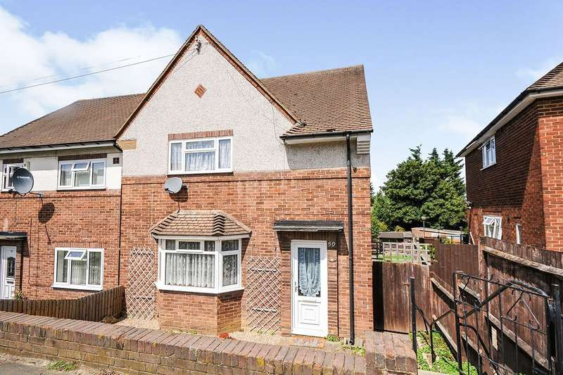 3 Bedrooms Semi Detached House for sale in William Barefoot Drive, London, SE9