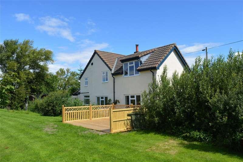 3 Bedrooms Detached House for sale in Wick Lane, Brent Knoll, Highbridge, Somerset, TA9