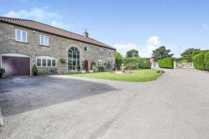 5 Bedrooms Barn Conversion Character Property for sale in Todwick Court, Kiveton Lane, Kiveton Park, Sheffield