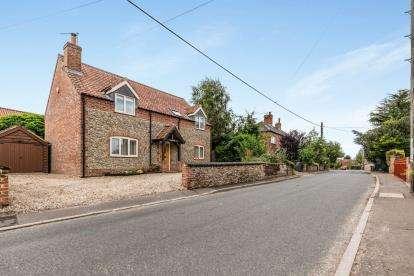 3 Bedrooms Detached House for sale in Great Ryburgh, Fakenham, Norfolk
