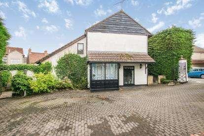 4 Bedrooms Detached House for sale in Derrick Road, Kingswood, Bristol