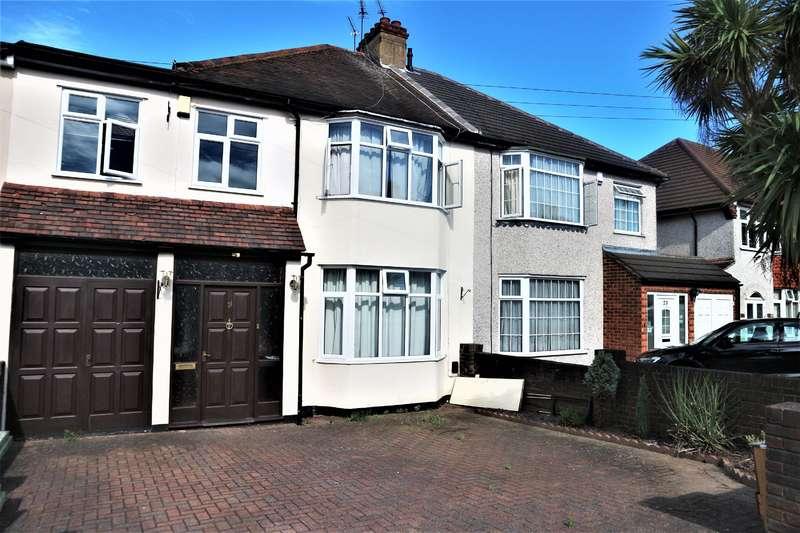 5 Bedrooms Semi Detached House for sale in Huxley Road, Welling, Kent, DA16 2EN
