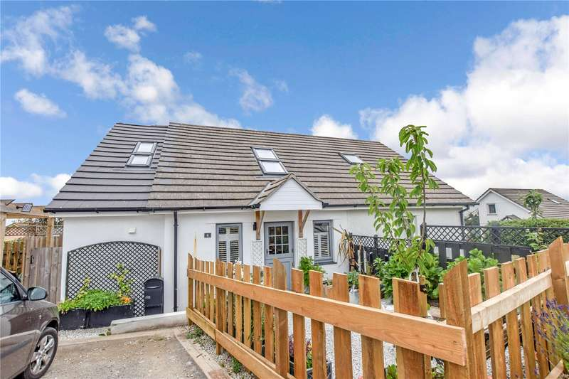 2 Bedrooms Semi Detached House for sale in Eglos View, Boscastle, Cornwall, PL35