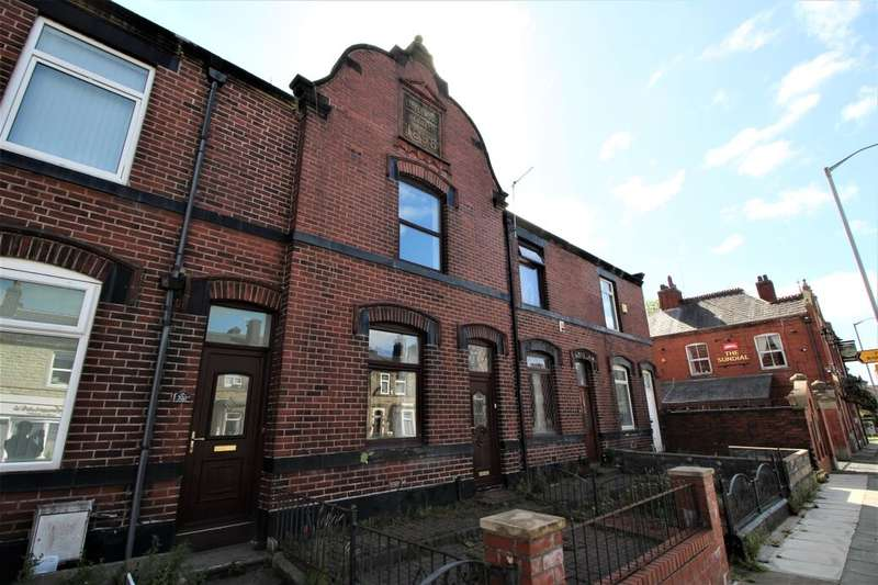 2 Bedrooms Property for sale in Walmersley Road, Bury, BL9