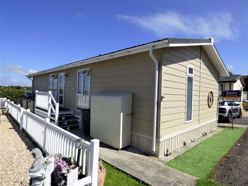 2 Bedrooms Park Home Mobile Home for sale in OUTSKIRTS OF WESTON