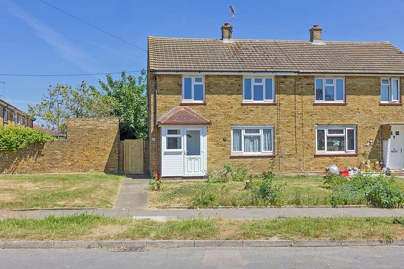3 Bedrooms Semi Detached House for sale in Windmill Road, Sittingbourne