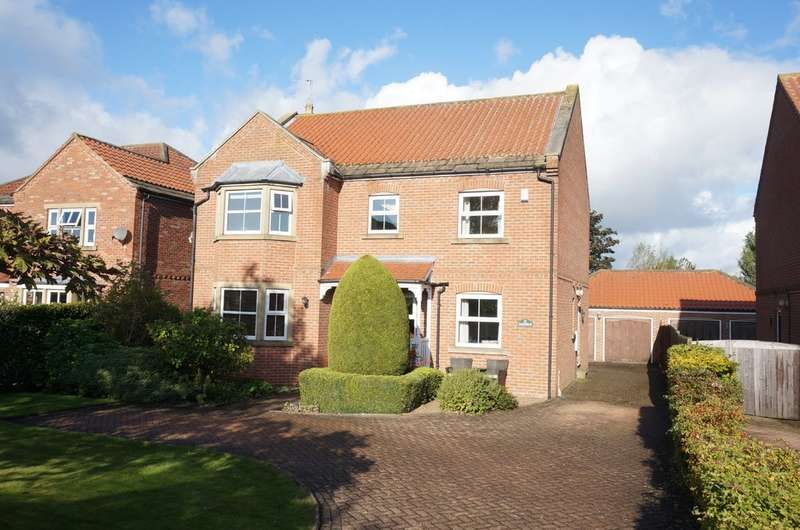 6 Bedrooms Detached House for sale in Oak Road, Cowthorpe, LS22
