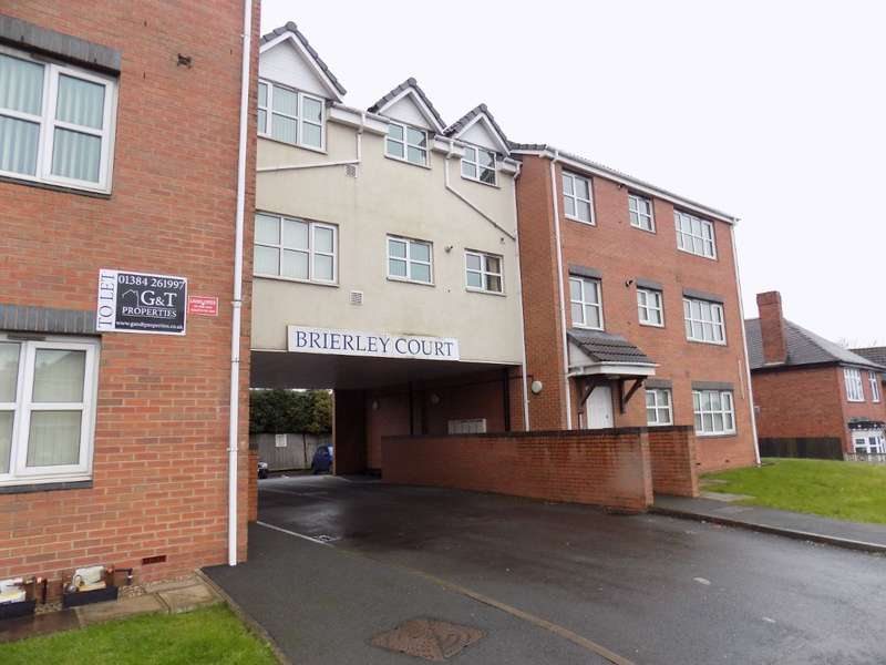 2 Bedrooms Apartment Flat for rent in Brierley Court, Thorns Road, Brierley Hill
