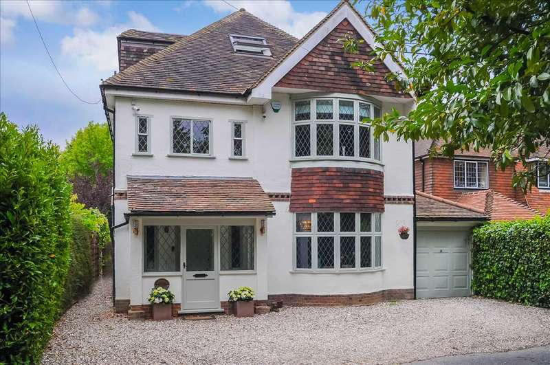 5 Bedrooms Detached House for sale in Ashcroft, Upper Cornsland, Brentwood