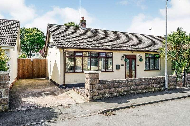 3 Bedrooms Detached Bungalow for sale in Maes Tegid, Prestatyn, Denbighshire, LL19