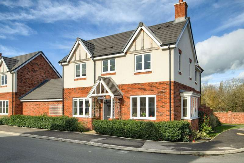 4 Bedrooms Detached House for sale in Gosney Fields, Pinvin, Pershore, Worcestershire, WR10