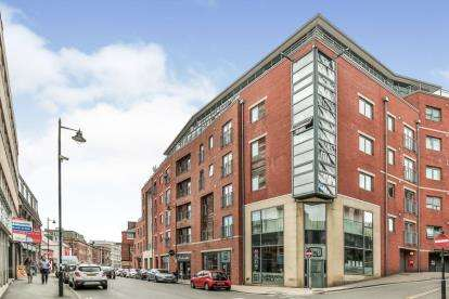 2 Bedrooms Flat for sale in The Chimes, 18 Vicar Lane, Sheffield, South Yorkshire