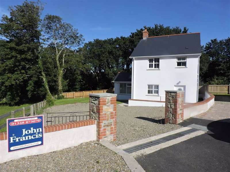 3 Bedrooms Detached House for sale in New Road, Goodwick