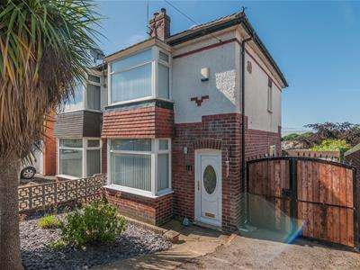 2 Bedrooms Semi Detached House for sale in Watson Road, Rotherham