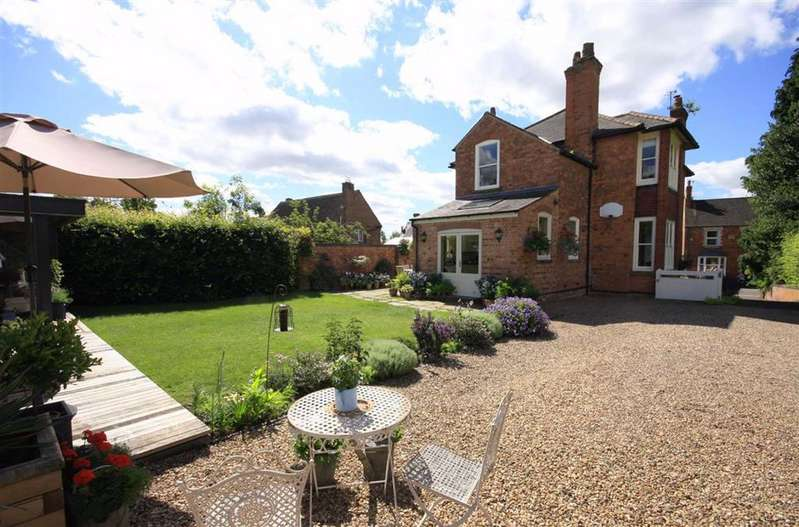5 Bedrooms Detached House for sale in Cold Overton Road, Oakham, Rutland
