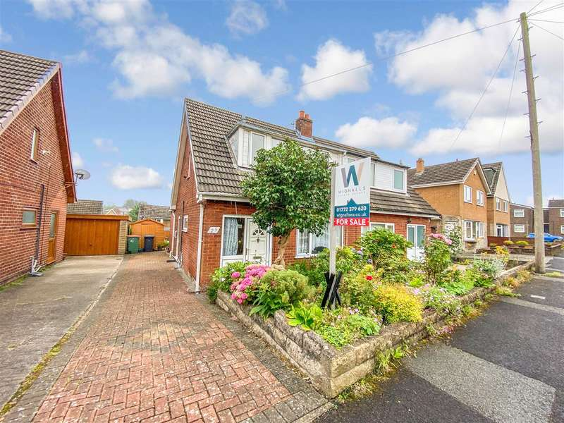 3 Bedrooms Semi Detached House for sale in Millcroft, Fulwood