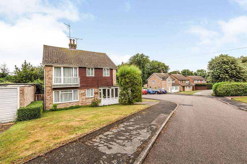 3 Bedrooms Detached House for sale in Quakers Close, Hartley, Kent, DA3