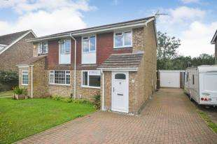 3 Bedrooms Semi Detached House for sale in Newlands, Whitfield, Dover, Kent