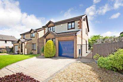 3 Bedrooms Detached House for sale in Braeview Drive, Paisley, Renfrewshire
