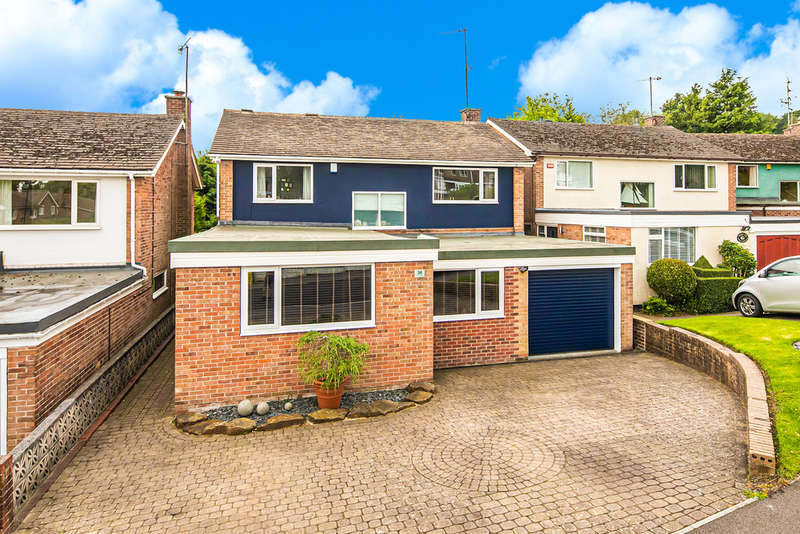 4 Bedrooms Detached House for sale in Hill Turrets Close, Ecclesall