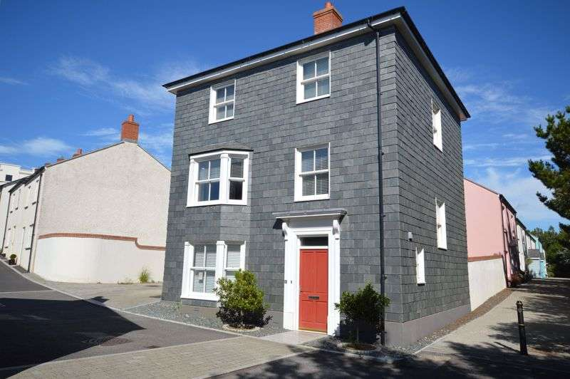 4 Bedrooms Property for sale in Bownder Marhaus, Newquay