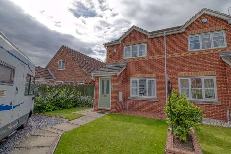 2 Bedrooms Property for sale in Capstan Way, Doncaster