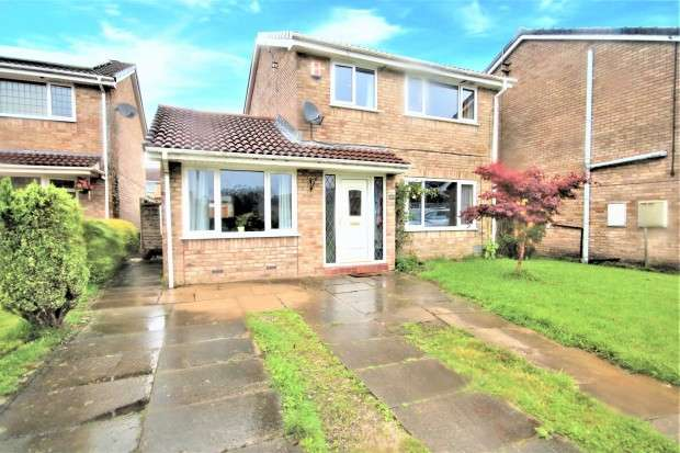 3 Bedrooms Detached House for sale in Dukes Meadow, Preston, PR2