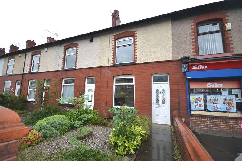 2 Bedrooms Terraced House for sale in Wigan Road, Atherton, Greater Manchester. M46 0QD
