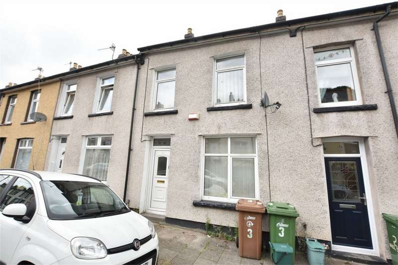 2 Bedrooms Terraced House for sale in Nelson Terrace, Brithdir, New Tredegar, Caerphilly