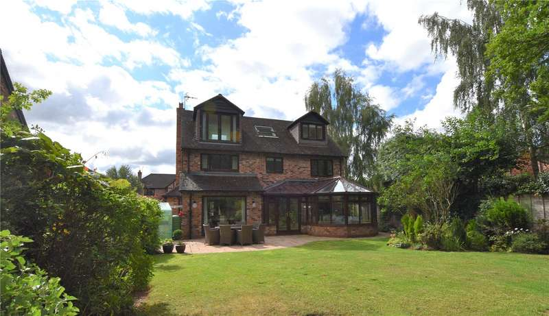 6 Bedrooms Detached House for sale in Westwood Close, Droitwich, Worcestershire, WR9