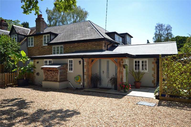 3 Bedrooms House for sale in Manchester Road, Sway, Lymington, Hampshire, SO41