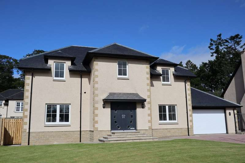 4 Bedrooms Detached House for sale in Druids Park, Murthly, Perth, PH1