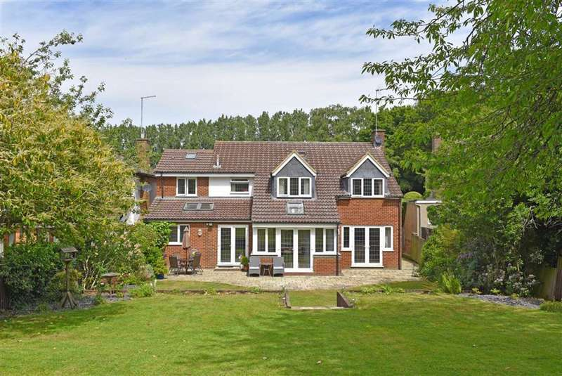 5 Bedrooms Detached House for sale in Boughton