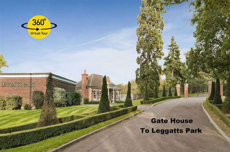 5 Bedrooms Detached House for sale in Leggatts Park, Potters Bar, Herts