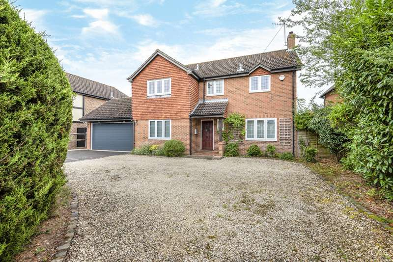 4 Bedrooms Detached House for sale in Guildford Road, Cranleigh, GU6