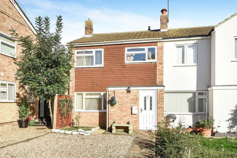 3 Bedrooms End Of Terrace House for sale in Bunyan Close, Pirton, Hitchin, SG5
