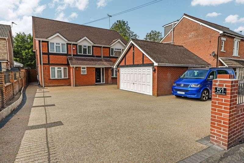 4 Bedrooms Property for sale in Silvester Road, Waterlooville
