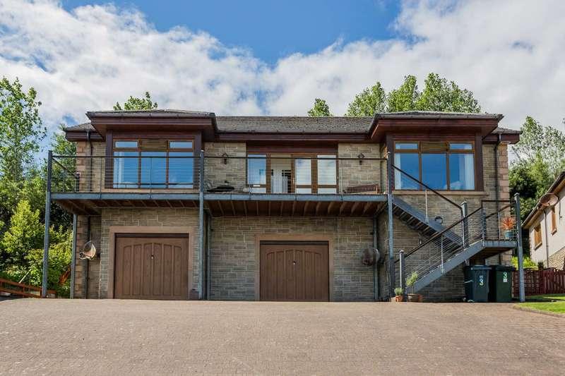 4 Bedrooms Detached Villa House for sale in Calderwood, Innellan, Dunoon, PA23 7QA