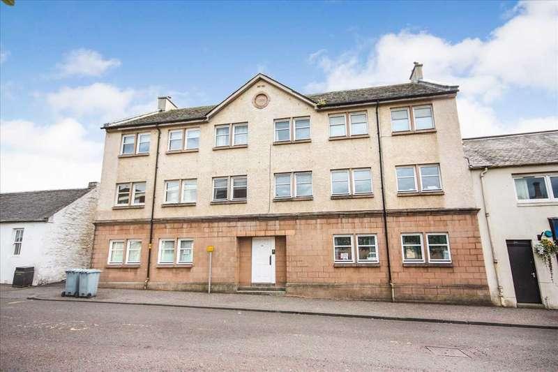 1 Bedroom Flat for sale in Bannatyne Street, Lanark, Lanark
