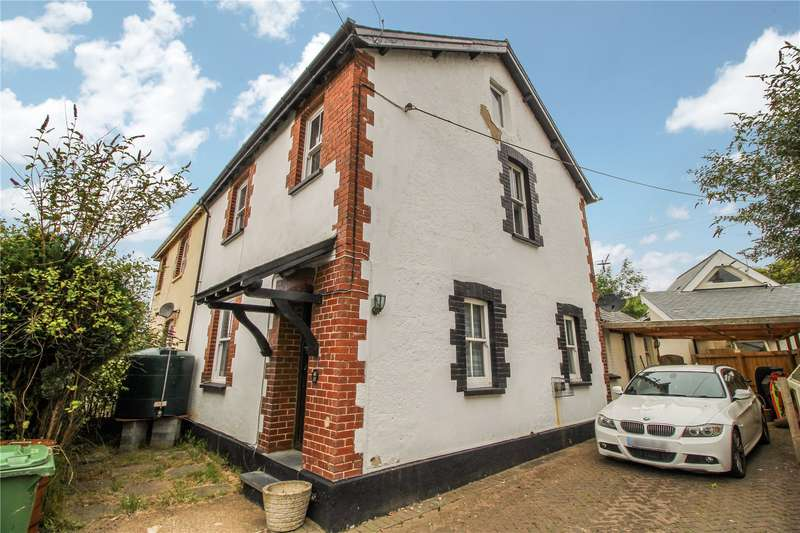 3 Bedrooms Semi Detached House for sale in The Village, Saunton, Braunton, EX33