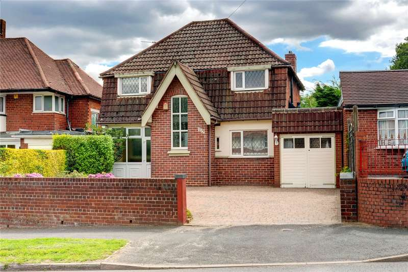 3 Bedrooms Detached House for sale in Frankley Beeches Road, Northfield, Birmingham, B31
