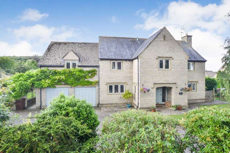 4 Bedrooms Detached House for sale in Church Lane, Teddington, Tewkesbury, Gloucestershire