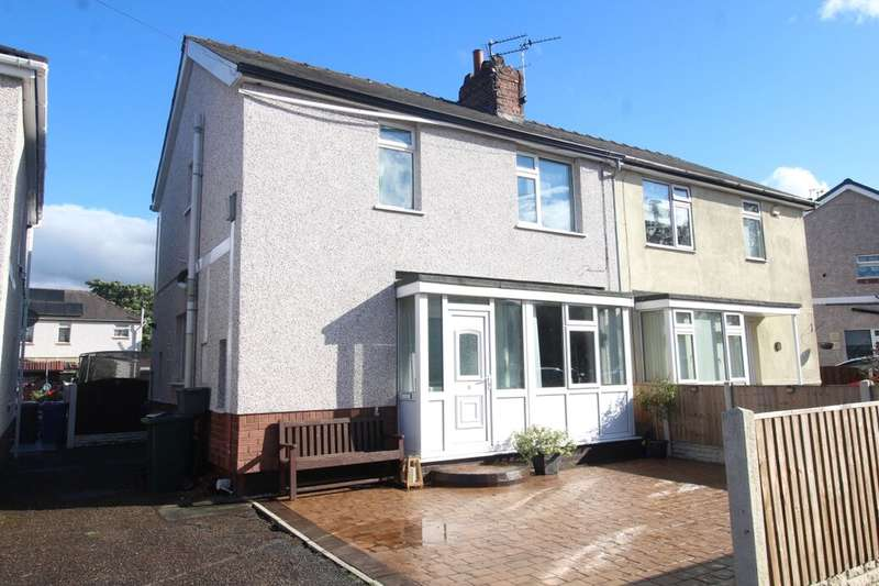 3 Bedrooms Semi Detached House for sale in Acacia Road, Skellow, Doncaster, DN6