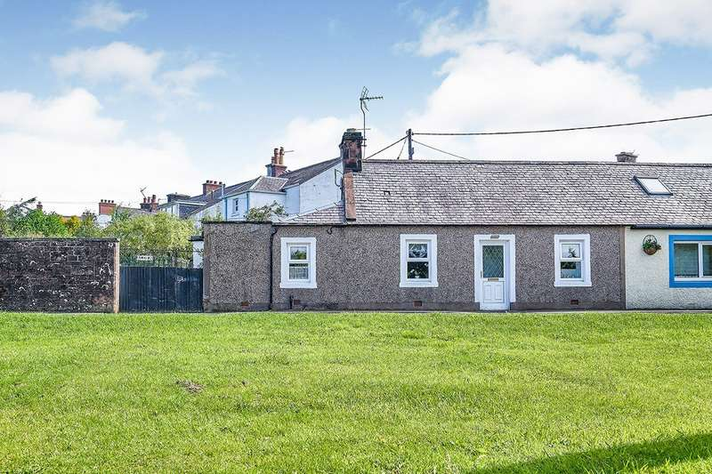 2 Bedrooms Semi Detached Bungalow for sale in Nethermill Road, Lochmaben, DG11