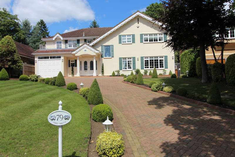 5 Bedrooms Detached House for sale in The Drive, Rickmansworth