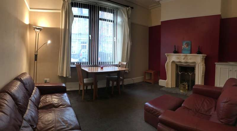 Property for rent in Wallfield Crescent AB25